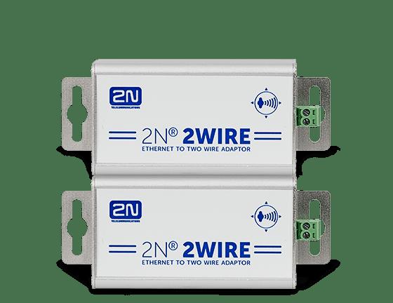 2 Wire Ethernet Converter | 2n 2wire Konverter 2n